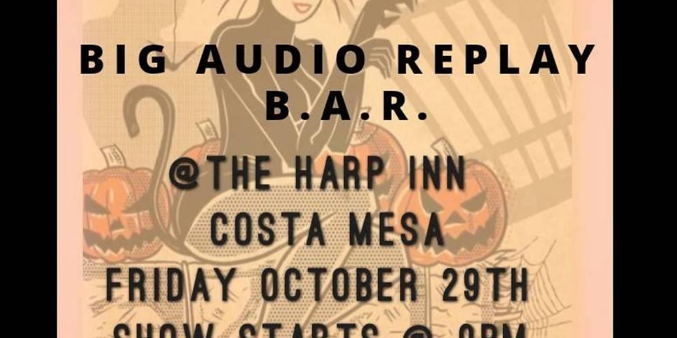 Big Audio Replay