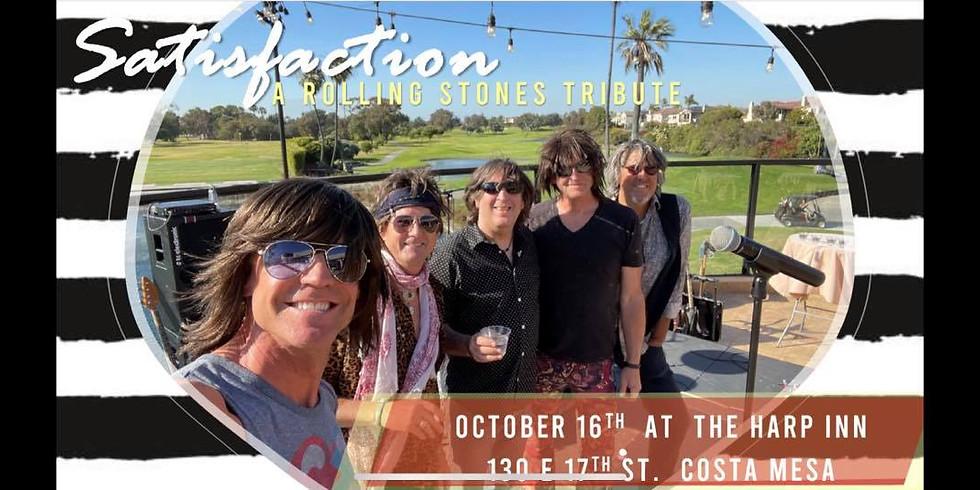 Satisfaction, Rolling Stones tribute