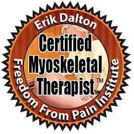 Erik Dalton - Certified Myoskeletal Therapist