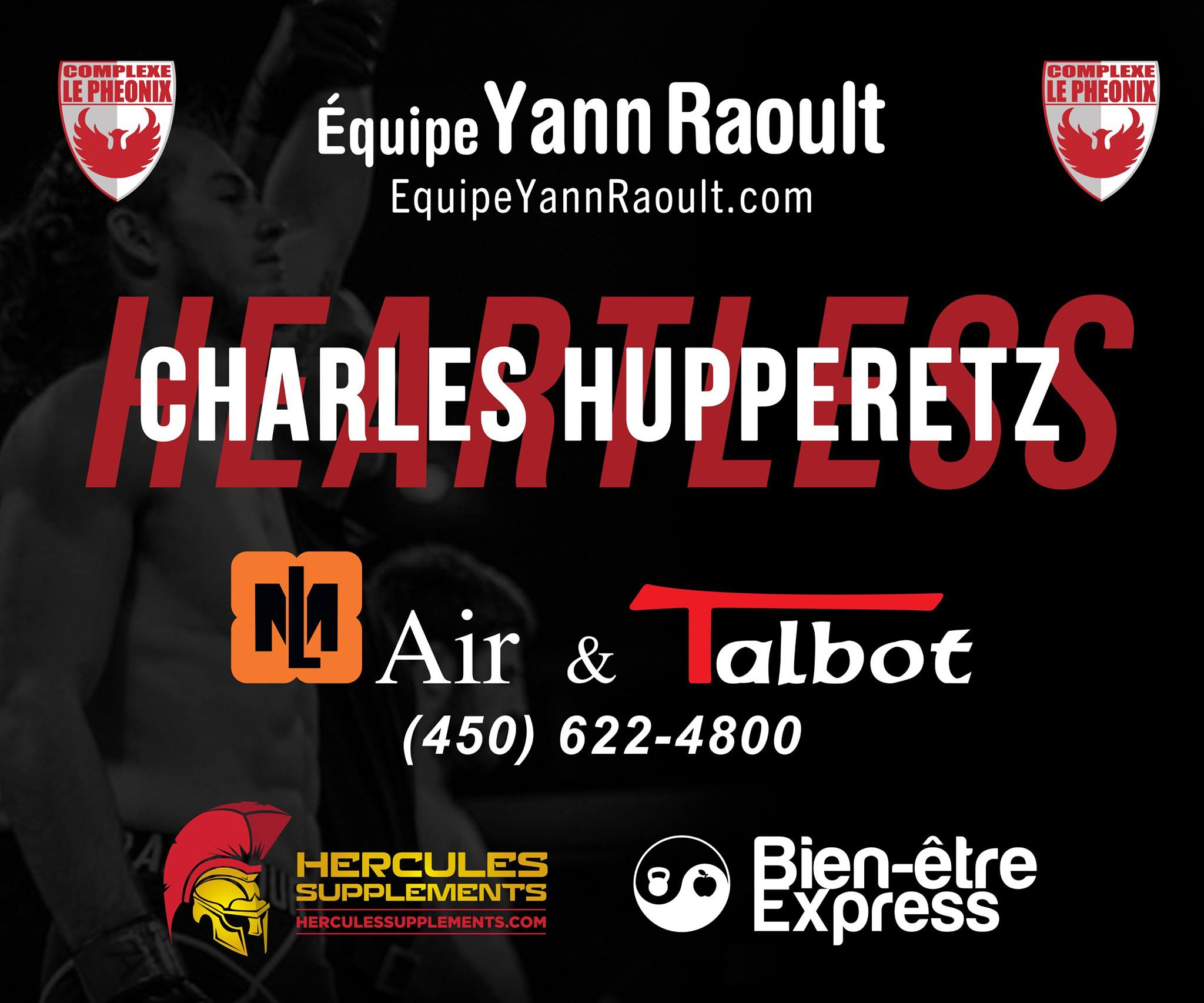 Team Charles Hupperetz