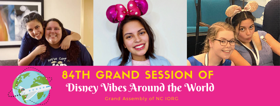 84th Grand session of disney vibes aroun