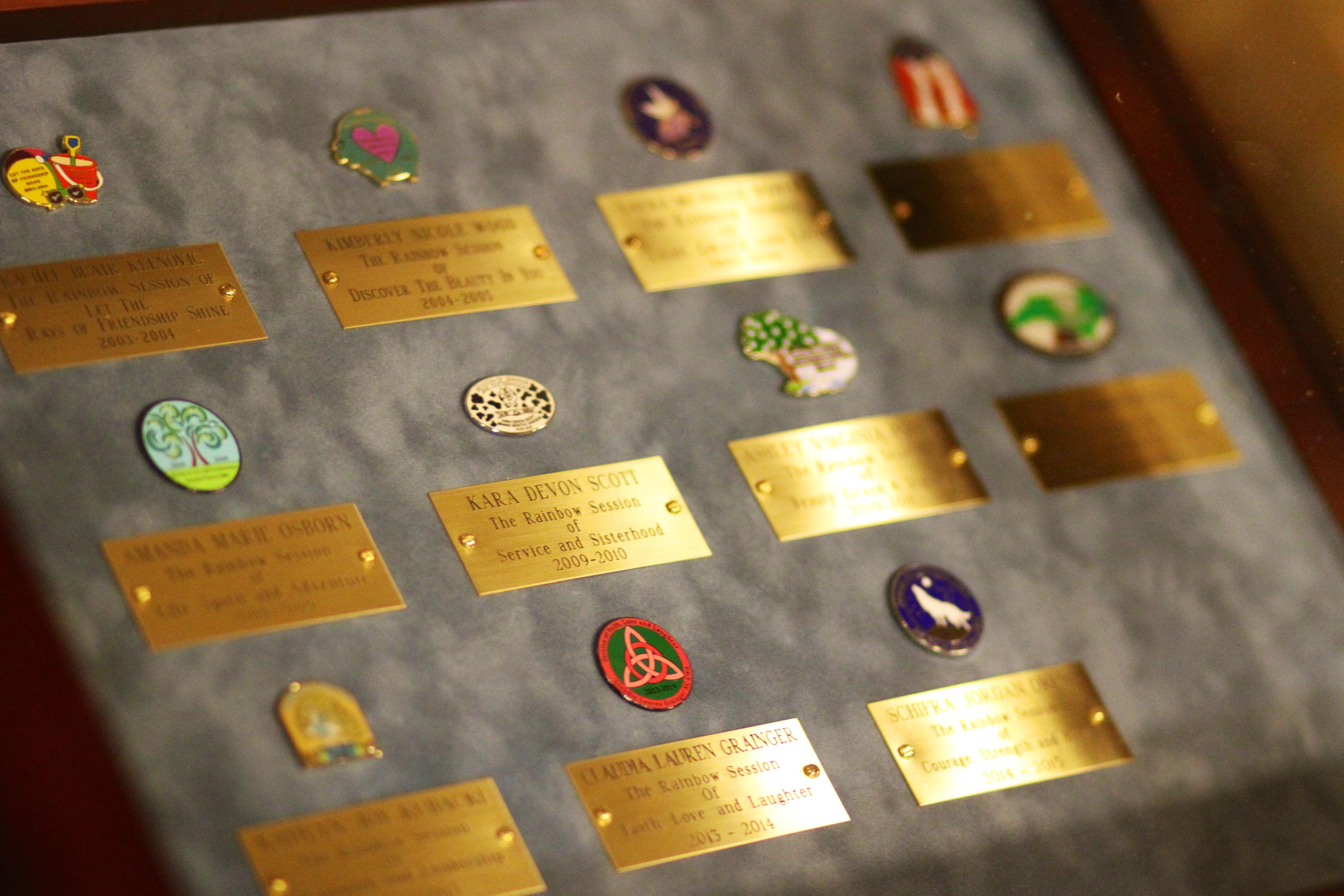 GWA Pins