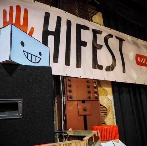 hifest hastings at the print works