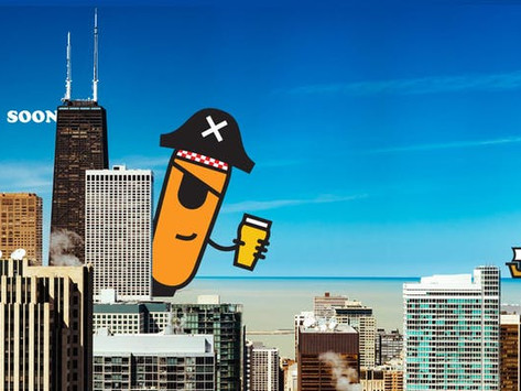 Captain Corndog - A One Day Pop-up, June 1st, 4:00 PM to 8:30 PM