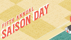 Saison Day at Off Color's Mousetrap, April 14th, 11 AM to 5 PM