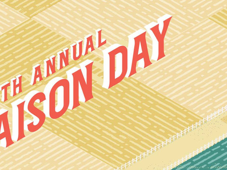 Saison Day at Off Color's Mousetrap, April 14th, 11 AM to 5 PM