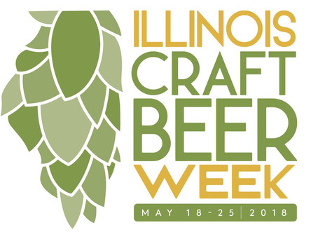 Illinois Craft Beer Week (Peace to you, #CCBW)