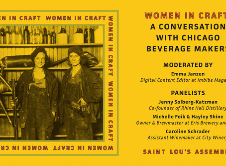 Women in Craft: A Conversation with Chicago Beverage Makers