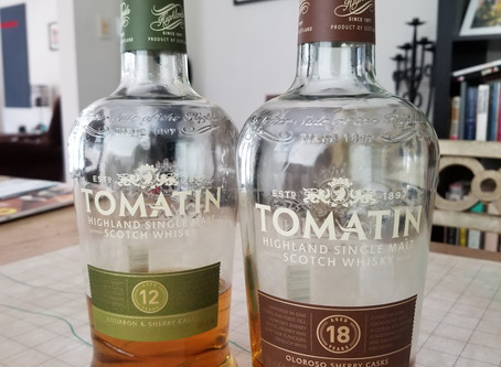 "Tomatin - ""The Softer Side of the Highlands"""