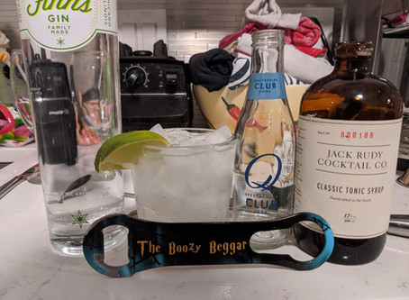 Gin & Tonic Recipe #1