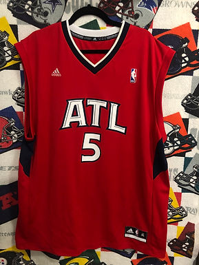 Atlanta Hawks Josh Smith Jersey XL