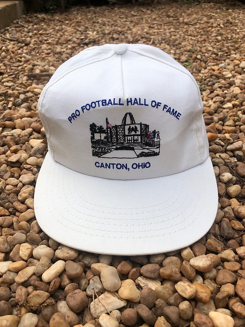 Pro Football Hall of Fame hat