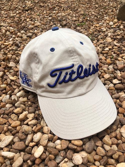 Titleist University of Kentucky hat