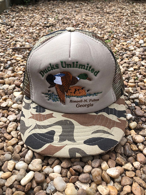 Duck Unlimited Roswell Georgia hat