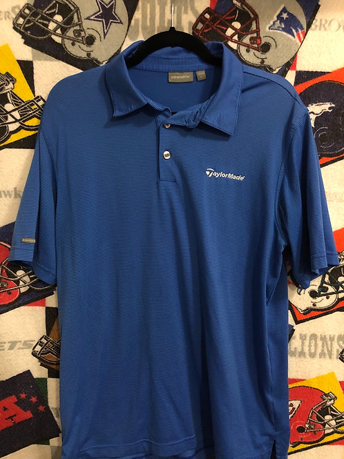 Taylormade golf polo medium