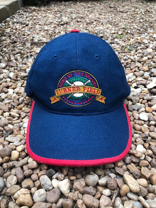 Atlanta Braves Turner Field hat
