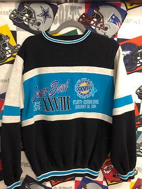 1994 Atlanta Super Bowl sweatshirt Medium
