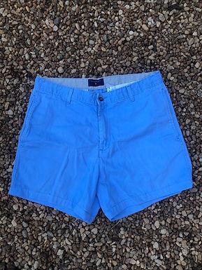 Saddlebred light blue shorts sz 34w