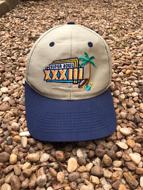 Super Bowl XXXIII hat