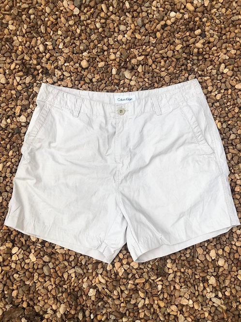 Calvin Klein light khaki shorts sz 34
