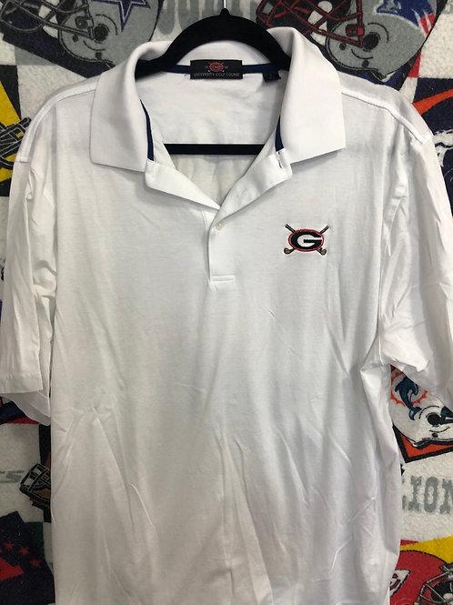 UGA Golf club polo Large