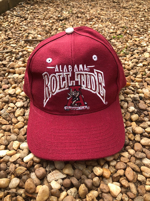 Alabama University Roll Tide hat
