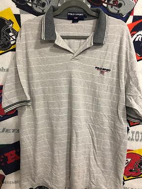 Polo Sport golf polo XL ( missing a button )