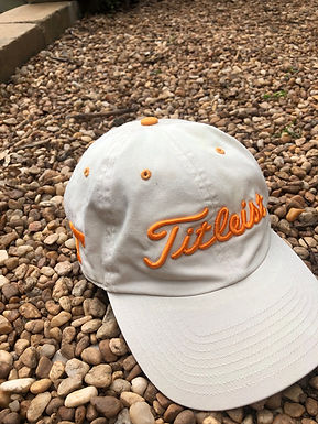Titleist University of Tennessee hat