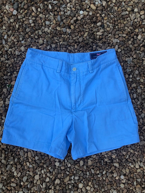 Light blue Vineyard Vines shorts sz 28