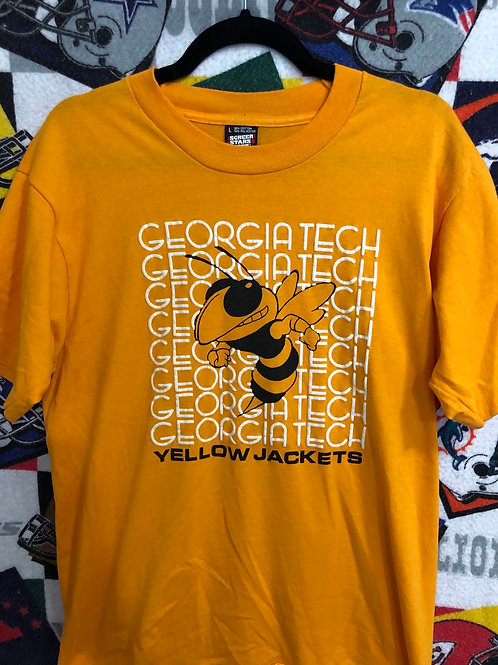 Vintage Georgia Tech T-shirt large