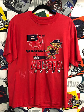 Vintage Arizona Wildcats T-shirt large