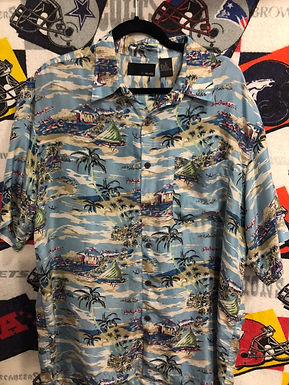 Vintage Hawaiian shirt large