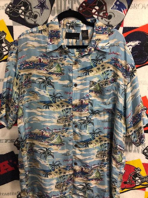 Vintage Hawaiian shirt large