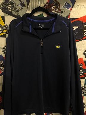 Masters 1/4 zip jacket XL