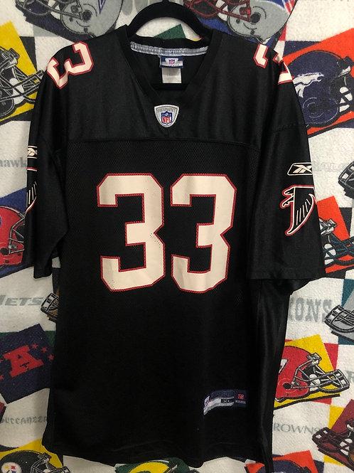 Reebok Michael Turner Atlanta Falcons Jersey XL