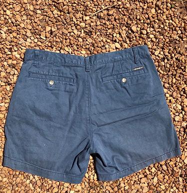 Eddie Bauer blue shorts sz 35