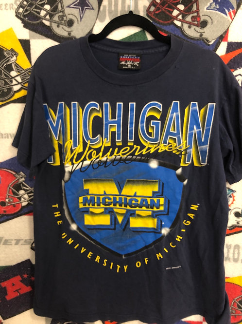Vintage University of Michigan T-shirt medium