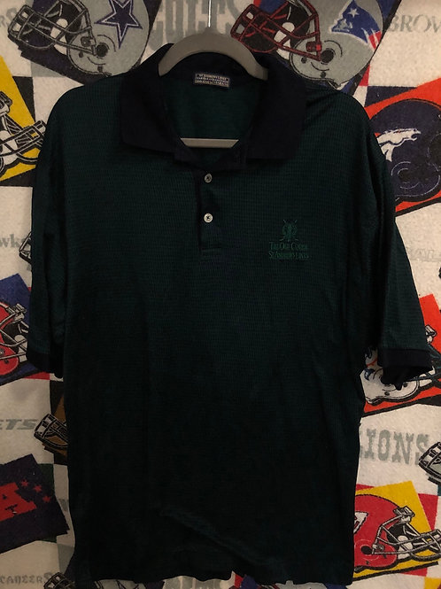 Vintage The Old Course St. Andrews polo Large