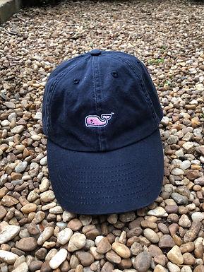 Blue Vineyard Vines hat
