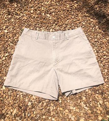 Southern tide khaki shorts sz 33w