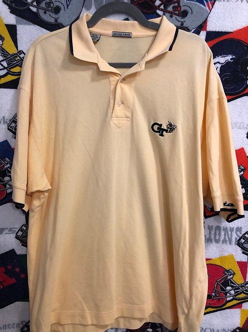 Vintage Georgia Tech polo XL