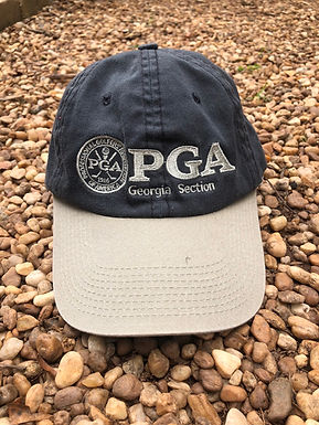 Professional Golf Association Georgia section hat