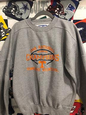 1998 National Champions Tennessee sweatshirt medium