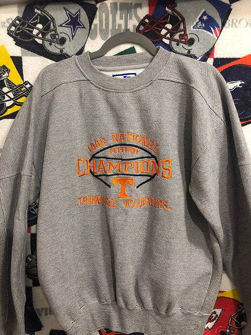 1998 National Champions Tennessee sweatshirt medium
