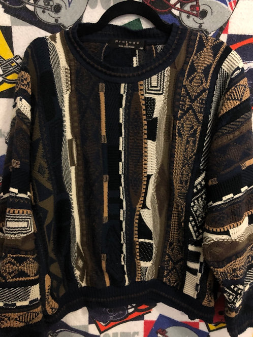 Coogi insprired sweater Medium