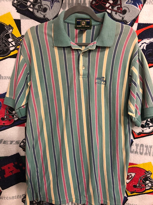 Vintage Pebble Beach golf polo large