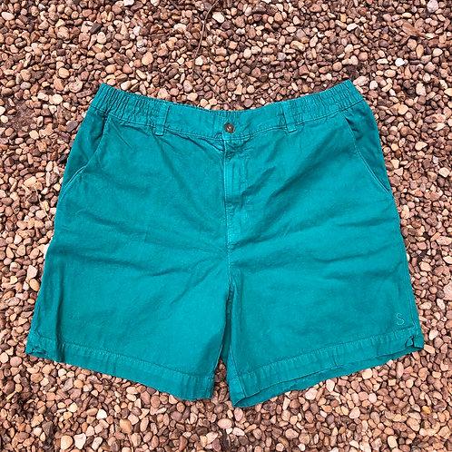 Southern proper pc short dark green sz XL