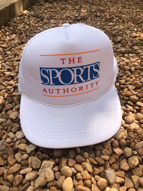 The Sports Authority hat
