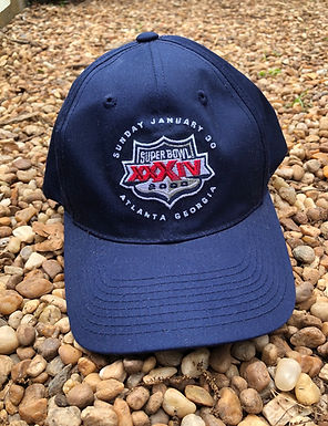Super Bowl XXXIV hat 2000