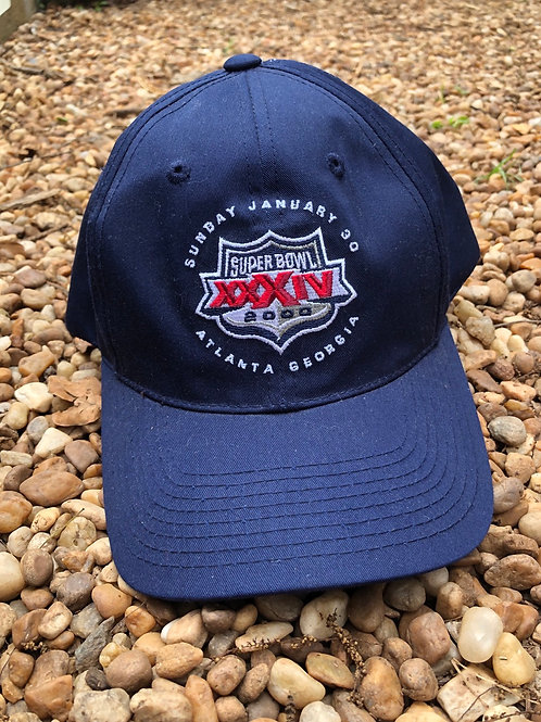 Super Bowl XXXIV hat 2000